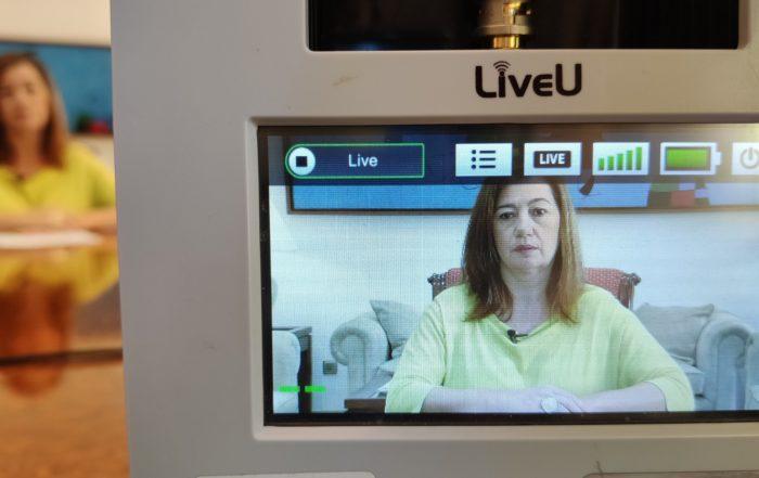 Directo TVE Live U engtvmedia.com Operadores de Camara